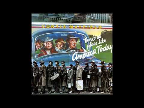 Curtis Mayfield - Billy Jack (1975) - HQ