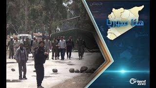 تعرف على كواليس خيمة التفاوض بين الروس وأهالي ريف حمص