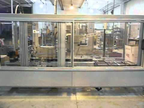 RS2000SB 20 cpm Under Minimum Height and Maximum Width Case Sealer