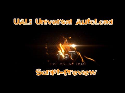Frontloader-Teleloader Tools Universal AutoLoad v1.0