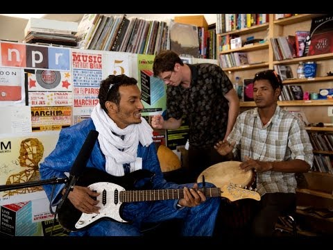 Bombino - There's something alluring and charming about Bombino, whose childlike face belies his fierce, hypnotic guitar playing. The first time I saw him perform, I f...