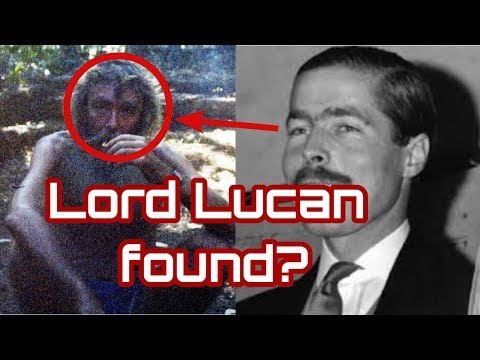 What happened to Lord Lucan? People who vanished without a trace #3