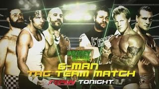 Nonton WWE Raw: Six Man Tag Team Match - Money In The Bank 2016 Film Subtitle Indonesia Streaming Movie Download