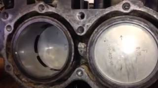 1. Yamaha WB760 Engine Rebuild - How To