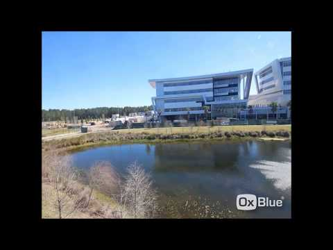 UF Health North Hospital Construction Time-Lapse
