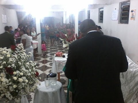 """ABEL MOREIRA EM MATIPÃ"""" ASSEMBLEIA DE DEUS MINISTERIO DELAMARE BAIRRO BOA VISTA"""