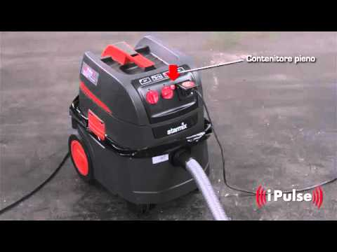 Aspirapolvere Polveri Difficili Starmix IPulse