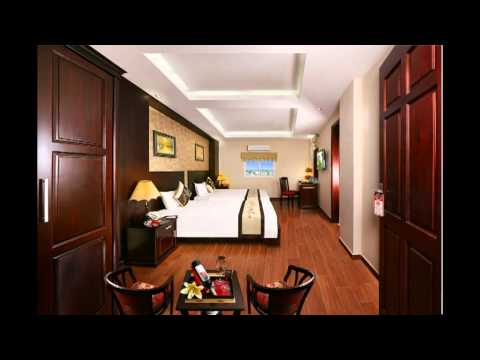 Wideo Pearl Suites Hanoi Hotel