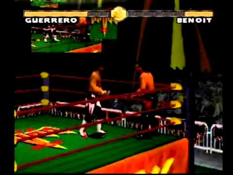 wcw nitro playstation review