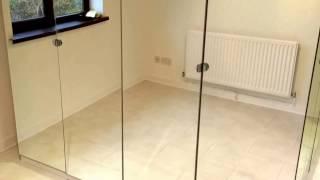 Seven Door Mirror Ikea Pax Combination Wardrobe for Tara Hammett - Flat Pack Swansea