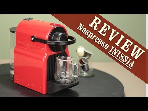 Nespresso Inissia Exclusive Review