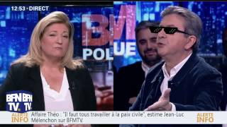 Video JEAN-LUC MÉLENCHON MET UNE JOURNALISTE K.O ! MP3, 3GP, MP4, WEBM, AVI, FLV Mei 2017