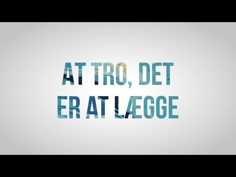 Hør At tro, det er at lægge // Å-festival // Gud Der Ser på youtube