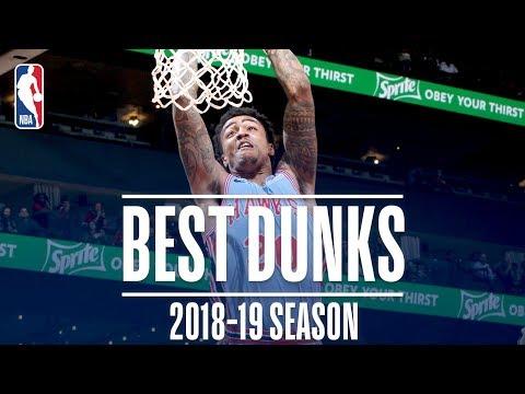 Video: John Collins' Best Dunks | 2018-2019 NBA Season | #NBADunkWeek