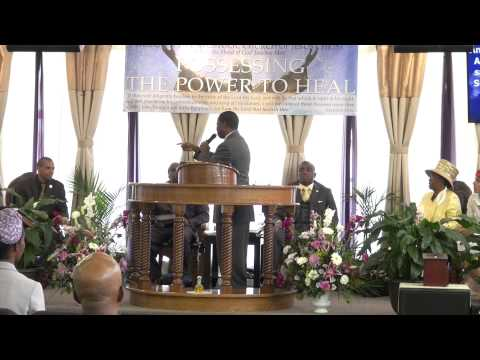 Apostolic Preaching – Shoot the Arrow (Conference 2014)