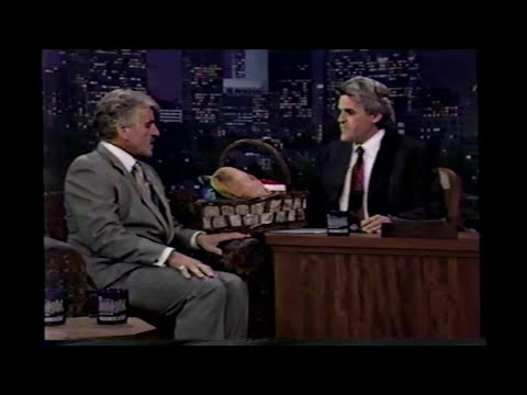 Dennis Farina on The Tonight Show aired April 8th 1997