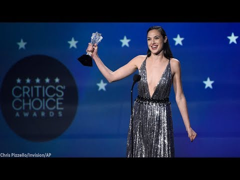 'Wonder Woman' star Gal Gadot honored for female representation in media