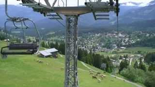 Flims Switzerland  City pictures : Flims Dorf & Flims Waldhaus - Switzerland