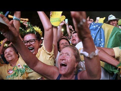 Βραζιλία: Στα χέρια της Γερουσίας το πολιτικό μέλλον της Ντίλμα Ρούσεφ