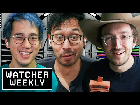 Big Announcement & Cat Food Taste Test (#QuarantineLife) • Watcher Weekly #013