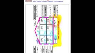 Tabellenbuch Heizungstechnik YouTube-Video