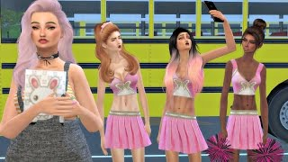 HIGH SCHOOL DRAMA (PART 1) : BULLIED l THE SIMS 4