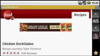 Recipes Browser YouTube video