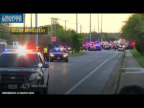 A sixth explosion in Texas in a month left one person with serious injuries on Tuesday evening.