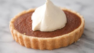 Chai Spiced Pumpkin Pie - YouTube