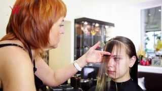 парикмахерская модные прически