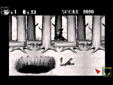 [Flash Game] Mr Fox (Mister Fox) Gameplay