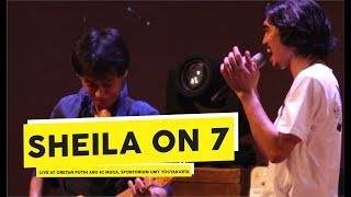 Video [HD] Sheila on 7 - Melompat Lebih Tinggi (Live at CORETAN PUTIH ABU #2) MP3, 3GP, MP4, WEBM, AVI, FLV Mei 2018
