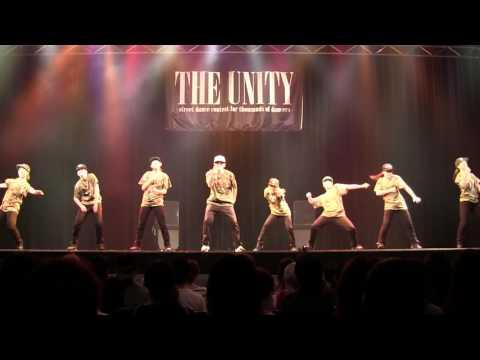 上宮中学校高等学校ストリートダンス部 Divine (THE UNITY)