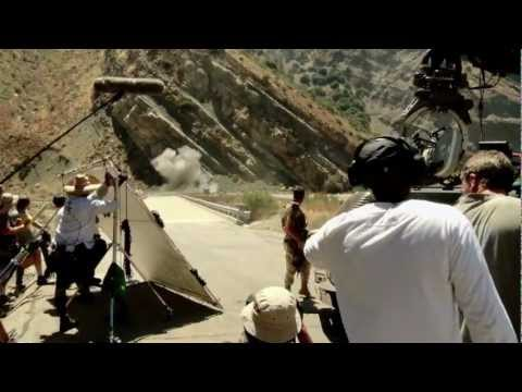 On The Set With Oliver Stone - Pyramid Lake