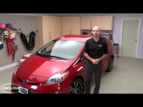2014 Toyota Prius Five Review