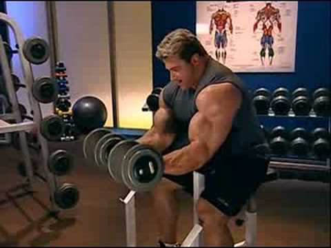Muscle & Fitness – Training System – ARMS – Part:01/06