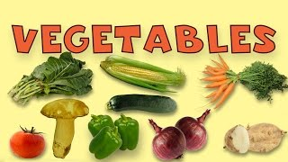 Vegetable Names With Pictures For Children In EnglishKids can learn pronunciation of vegetable names with the help of this simple graphical video.Hope you like it!! Please do subscribe and share!!