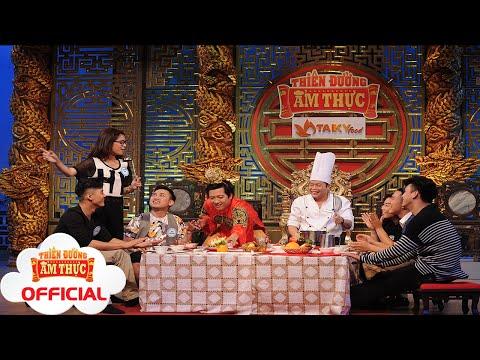 Thiên Đường Ẩm Thực - Tập 12 Full HD (04/10/2015)
