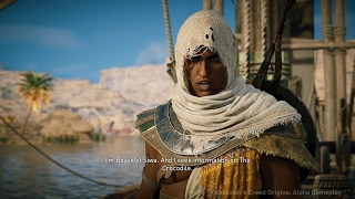7. 20 Minutes of Assassin's Creed Origins Open World Gameplay in 4K - E3 2017