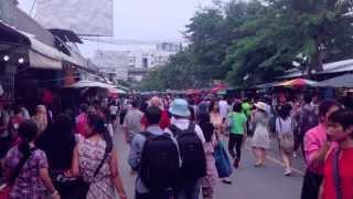 Bangkok's Chatuchak Weekend Markets Oops! Travelling