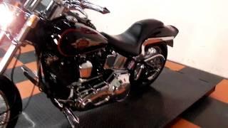 6. 1995 Harley Davidson Softail Custom Motorcycle For Sale