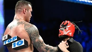 Nonton Top 10 Smackdown Live Moments  Wwe Top 10  April 24  2018 Film Subtitle Indonesia Streaming Movie Download