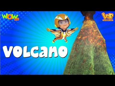 Video Volcano   Vir: The Robot Boy WITH ENGLISH, SPANISH & FRENCH SUBTITLES   WowKidz download in MP3, 3GP, MP4, WEBM, AVI, FLV January 2017