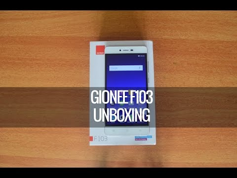 Gionee F103 Unboxing and Hands on | Techniqued