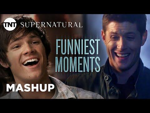 Supernatural: Funniest Moments [MASHUP] | TNT