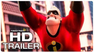Video INCREDIBLES 2 Final Clips + Trailers (NEW 2018) Superhero Movie HD MP3, 3GP, MP4, WEBM, AVI, FLV Juni 2018