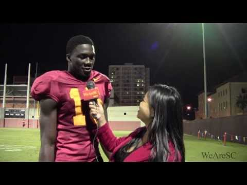 Nelson Agholor Interview 11/13/2013 video.