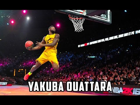 Yakuba Ouattara Monaco highlights