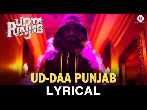 Ud-daa Punjab - Lyrical Video | Udta Punjab | Vish