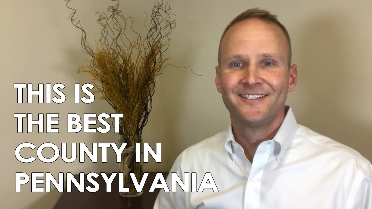 Do You Live in Pennsylvania's Best County?